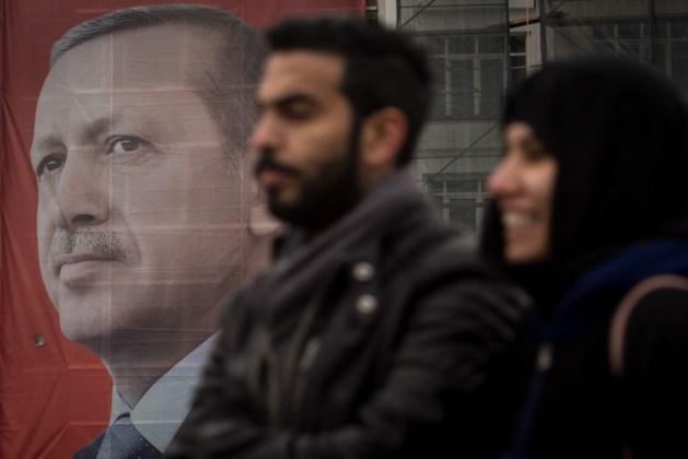 Erdogan naar Europees hof om conflict met Nederland
