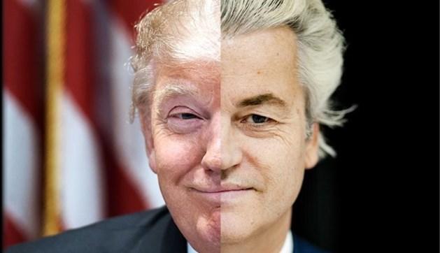 Is Geert Wilders de Donald Trump van de lage landen?