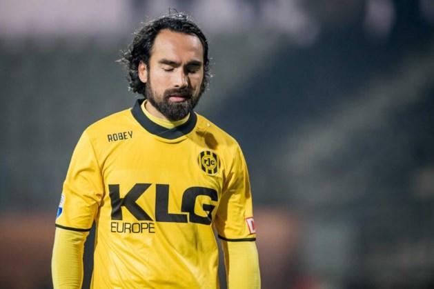 Roda JC'ers geschorst na vijfde gele kaart