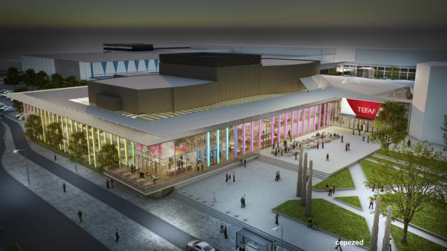 Verbouwing congrescentrum MECC gestart