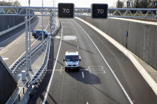 Tunnels A73 gaan dicht voor onderhoud