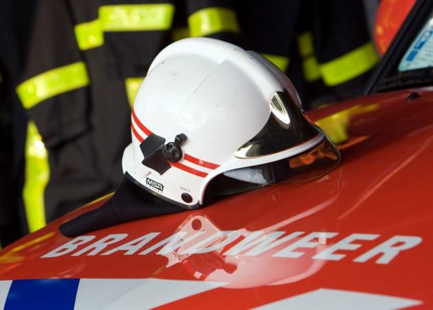 Ongeluk met meerdere auto's bij Roosteren