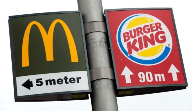 Snackbar verliest het van fastfoodketens als McDonald's