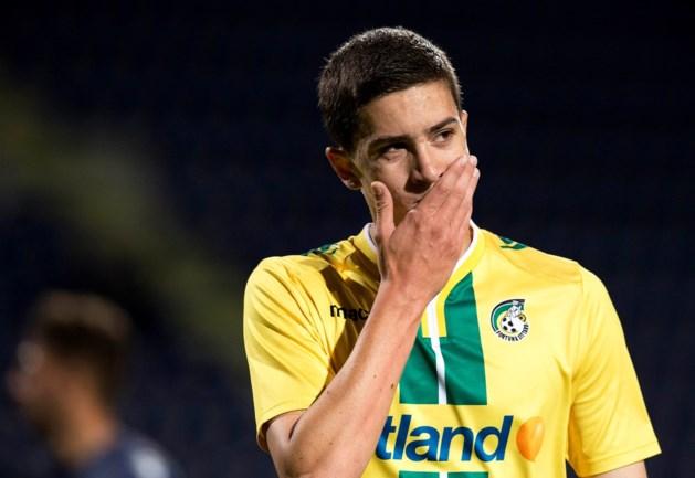 Geen contractverlenging voor Fortuna-speler Luc Mares