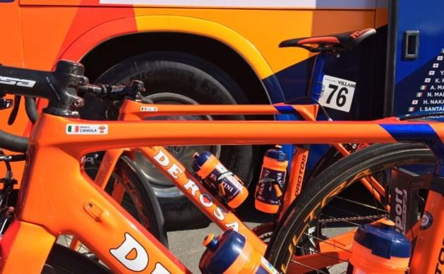 Peperdure racefietsen van wielerploeg gestolen bij Maastrichts hotel