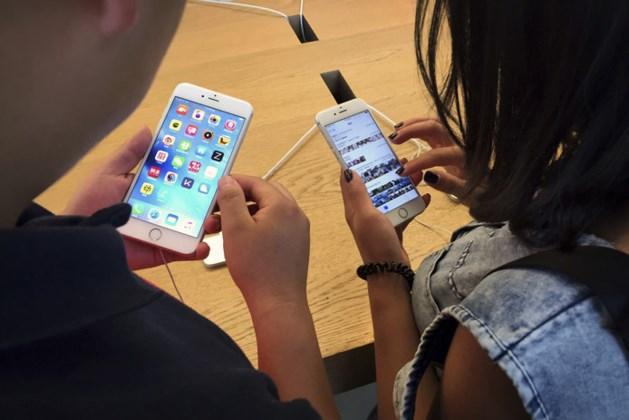 Zorgen over gebruik iPhone door kinderen