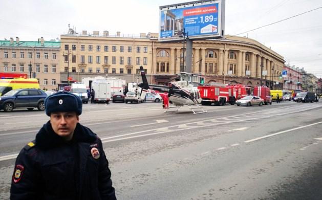 Explosie metro Sint-Petersburg eist zeker tien levens