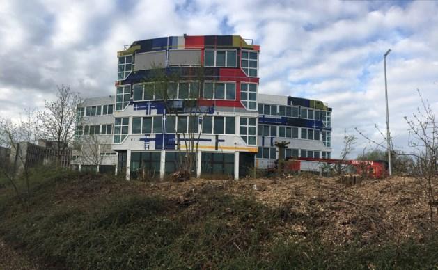 Grootste muurschildering van Nederland te zien in Heerlen