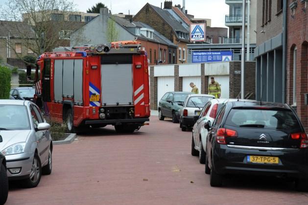 Straten in Kerkrade afgesloten vanwege gaslek