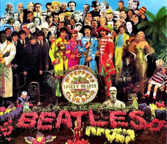 Jubileum-uitgave Sgt. Pepper's sensatie voor Beatlesfans