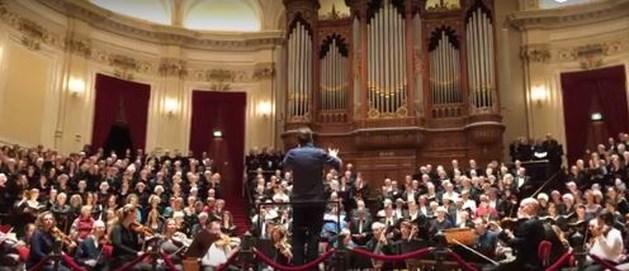 Matthäus Passion met Limburgse toon in Concertgebouw