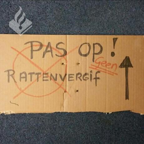 Waarschuwing over rattengif in Roggel blijkt loos alarm