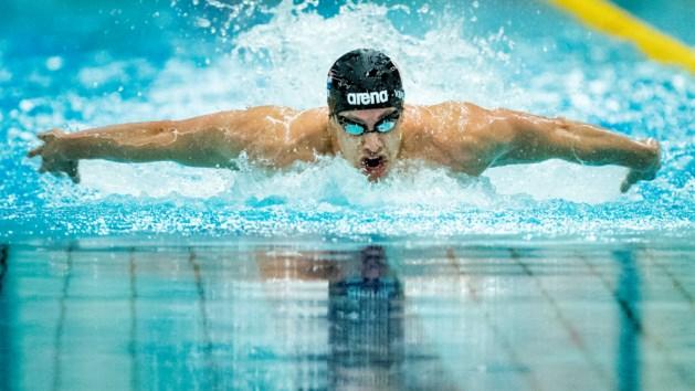 Joeri Verlinden: 'Euforie van zwemmen beter dan seks'