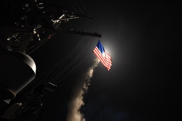 VS vuurt meer dan 50 raketten af op Syrische luchtmachtbasis