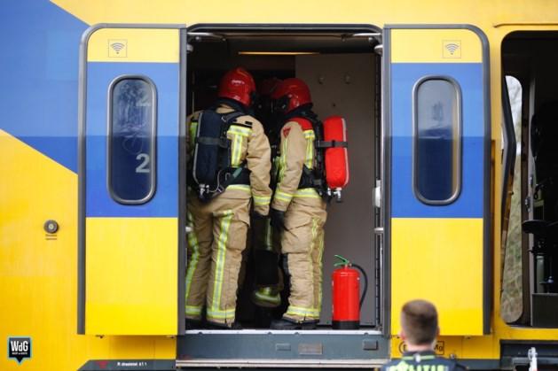 Rook in intercity: geen treinen tussen Eindhoven en Weert