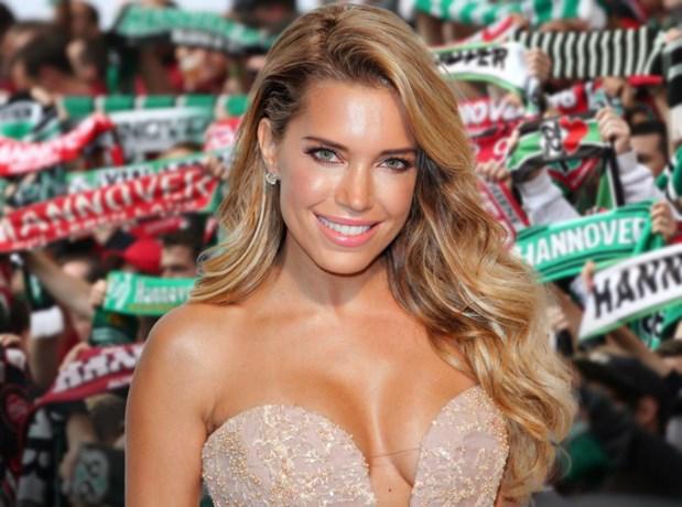 Strippende 'Sylvie' zorgt voor extra doelpunten Hannover