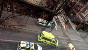 Politie Stockholm: 'We hebben de dader van de aanslag'