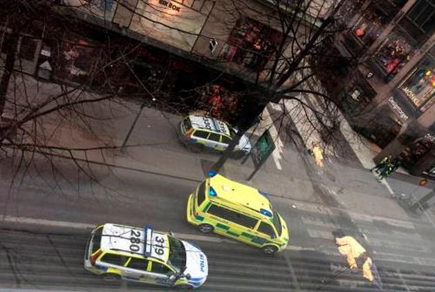 Politie Stockholm: we hebben dader aanslag