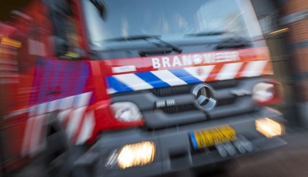 Zeven mensen naar ziekenhuis na brand in flatgebouw