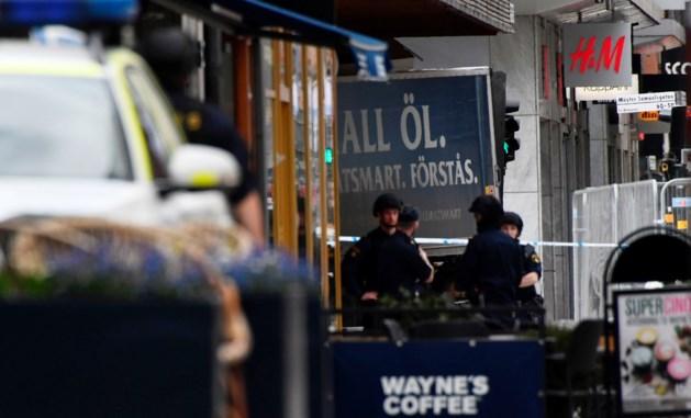 Medegevangene neemt wraak op aanslagpleger Stockholm