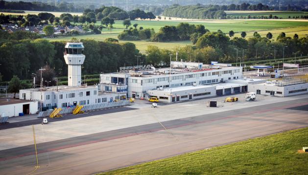 Geen baanverbod Maastricht Aachen Airport