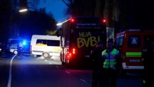 Duel Borussia Dortmund afgelast na explosies bij spelersbus