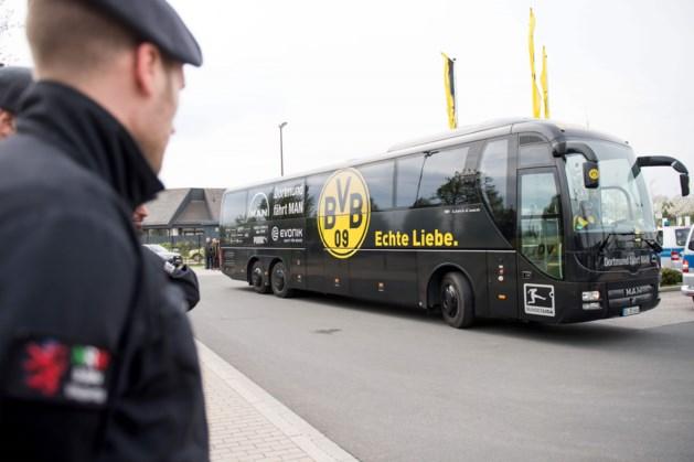 Verdachte van aanslag op spelersbus Borussia Dortmund opgepakt