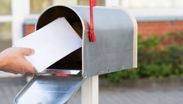 Man kondigt moord aan met briefje in brievenbus van buren