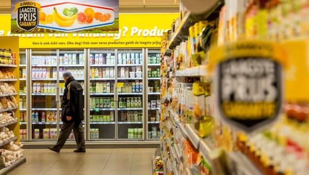 Winkelpersoneel maakt korte metten met supermarktdief