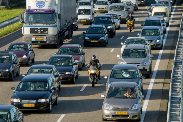Vermijd de snelweg op Witte Donderdag: zware spits verwacht