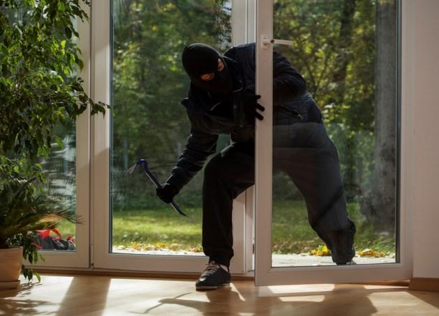 Inbreker keert vaak terug naar hetzelfde adres