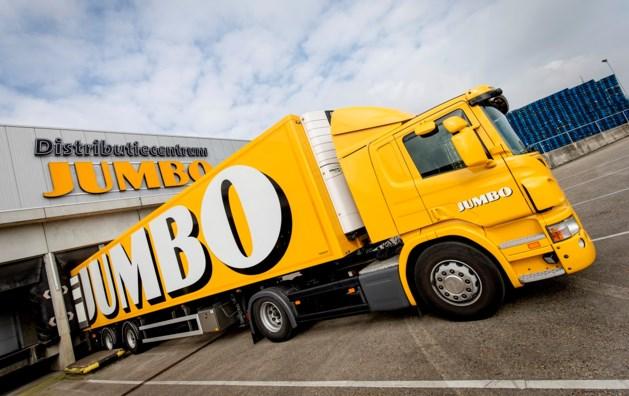 'Bod Jumbo op supermarkten Sligro'
