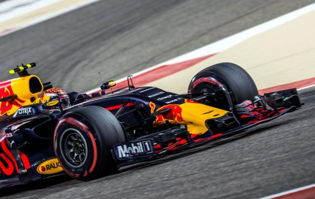 LIVE: Max Verstappen jaagt op podium in Bahrein
