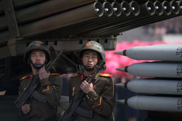 Raket Noord-Korea 'ontploft vlak na lancering'