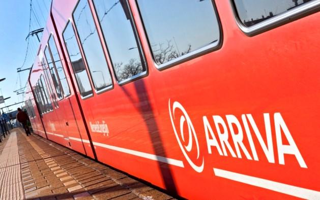 In weekend geen treinverkeer tussen Heerlen en Valkenburg