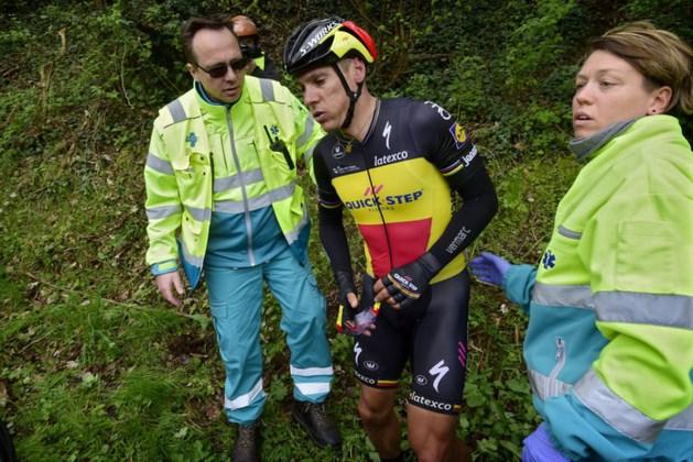 Gold Race-winnaar Gilbert niet in Waalse Pijl en Luik