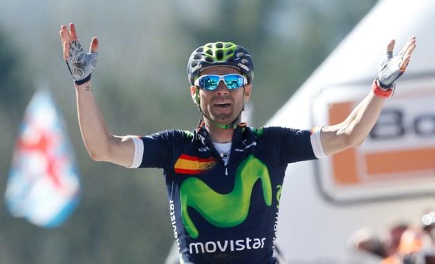 Valverde wint Waalse Pijl vierde keer op rij