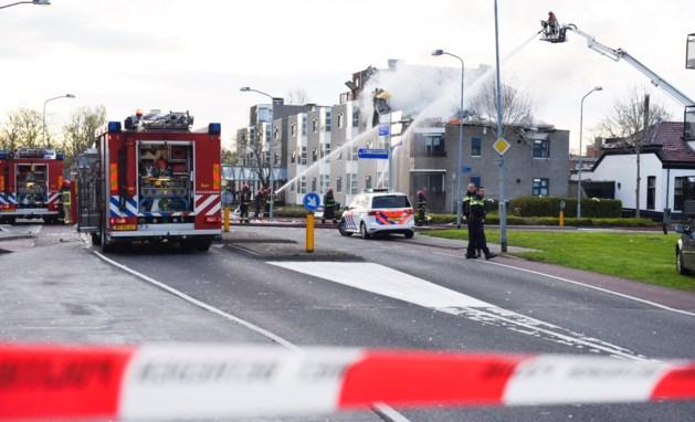 Dode bij grote explosie in appartementencomplex in Veendam