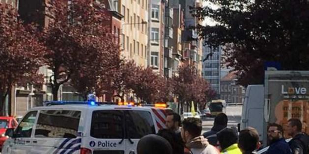 Politie in Luik omsingelt man na achterlaten verdachte tassen