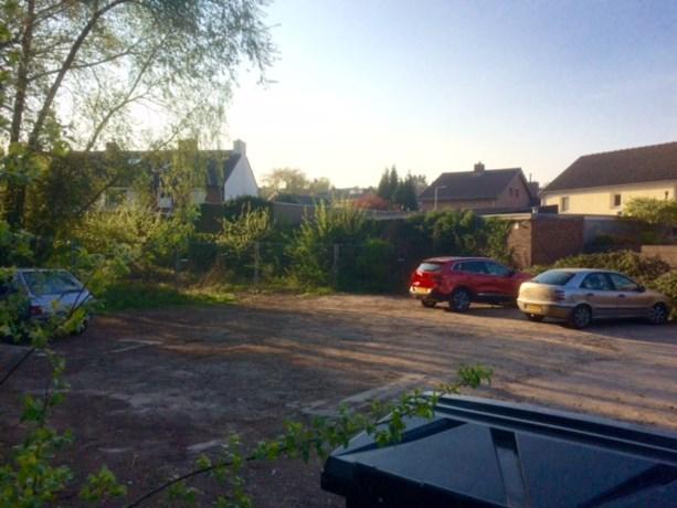 Nieuw parkeerterrein in hart van Simpelveld