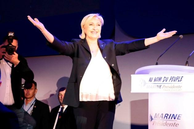 Le Pen wint in het Estoher van Anya Niewierra: 'er broeit wat'