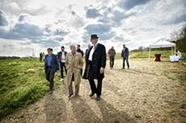 Natuurbegraafplaats in voormalig Hermangroeve Eygelshoven