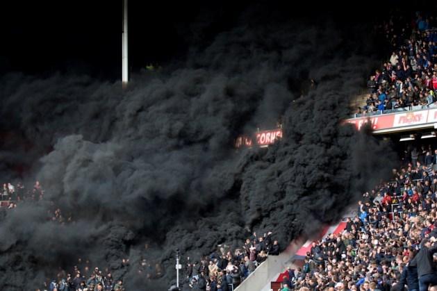 Rookbommen waarschijnlijk gecoördineerde actie PSV-aanhang
