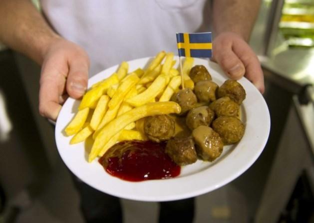 Ikea plant filialen met enkel Zweedse balletjes en geen meubels