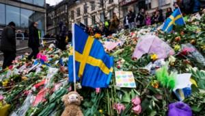 Vijfde dode door aanslag Stockholm