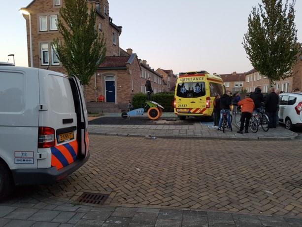 Straatruzie Maastricht eindigt in ambulance