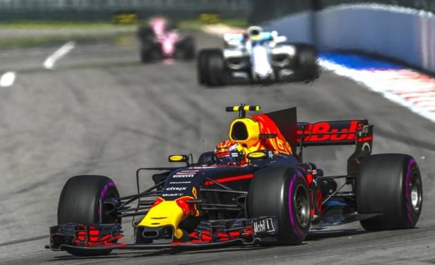 Onderzoek naar problemen met remmen bij Red Bull