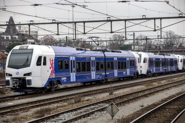 Geen treinverkeer vanaf Maastricht na aanrijding