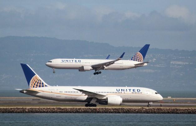 United weer de mist in: vrouw vliegt ruim 4000 kilometer verkeerd kant op