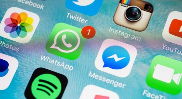 WhatsApp toont label wanneer bericht is doorgestuurd